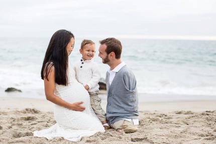 Nick-with-his-Wife-and-Son-Kiyoshi-James