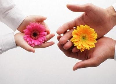 Gratidão com Flores
